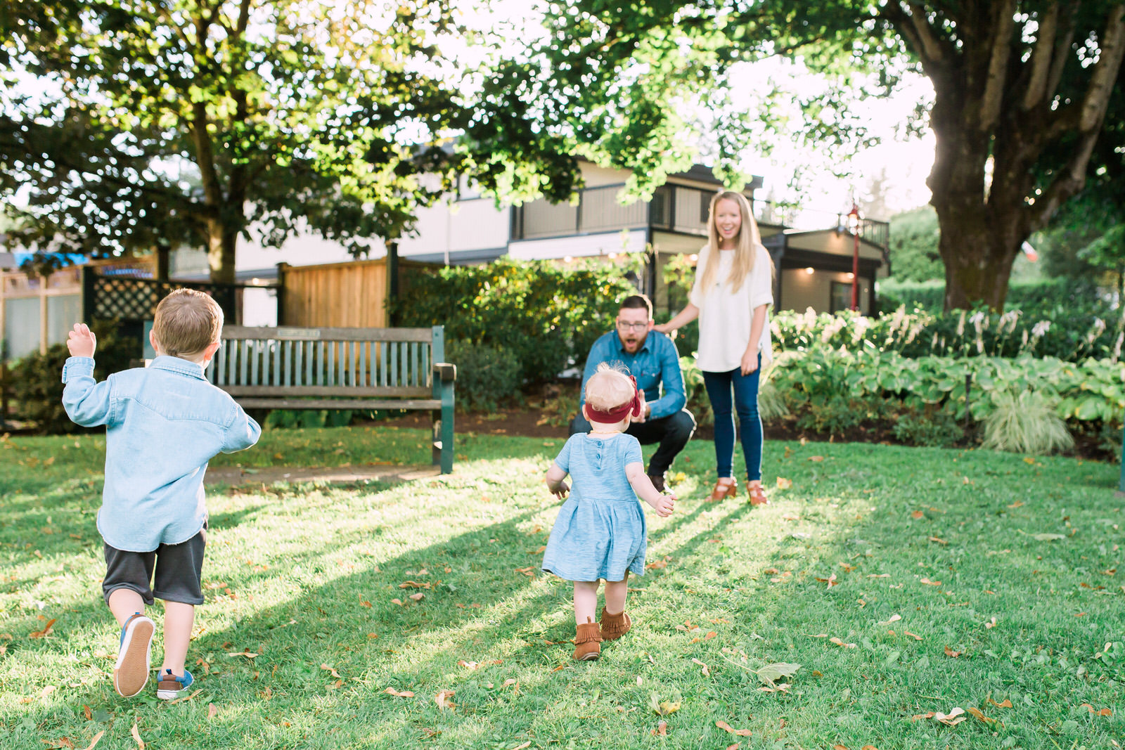 Family Photography Vancouver - Michele Mateus Photography