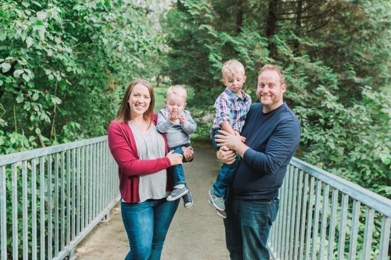 Francis Family Session | Barnet Marine Park, Burnaby