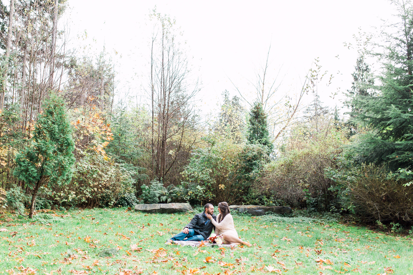 Photography | Stanley Park Engagement Session