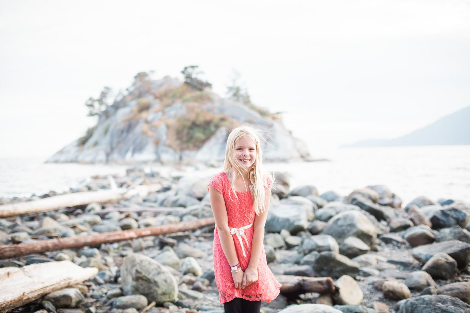 Randall Family Session | Whytecliff Park, West Vancouver