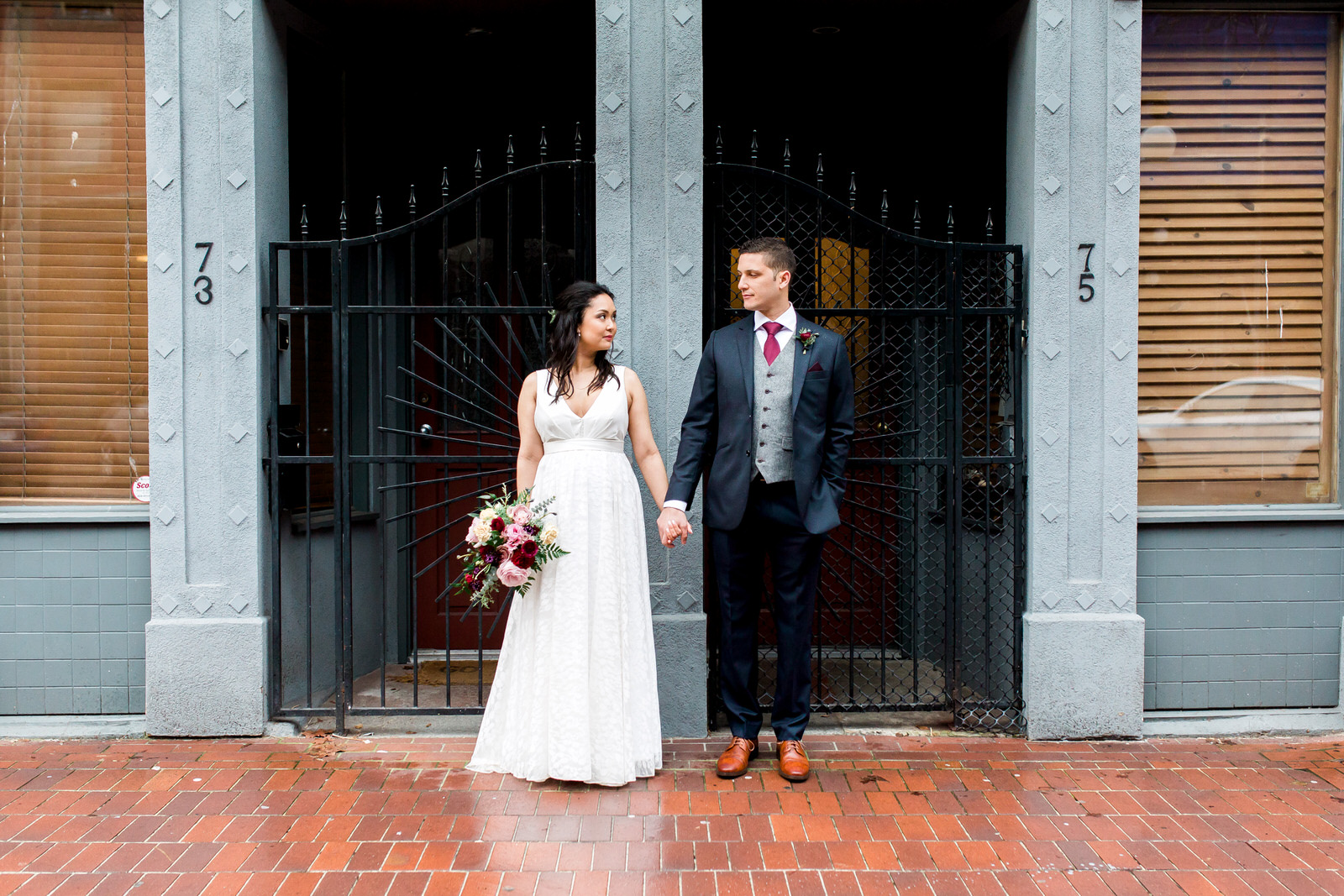 Gastown, Vancouver Wedding