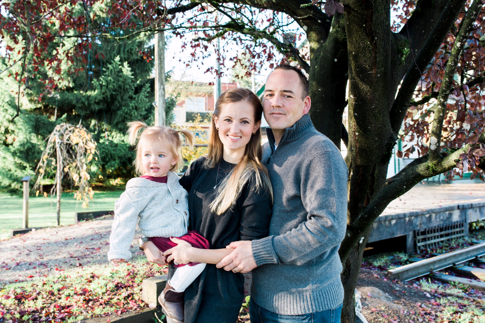Hawkins Family Session   Fort Langley