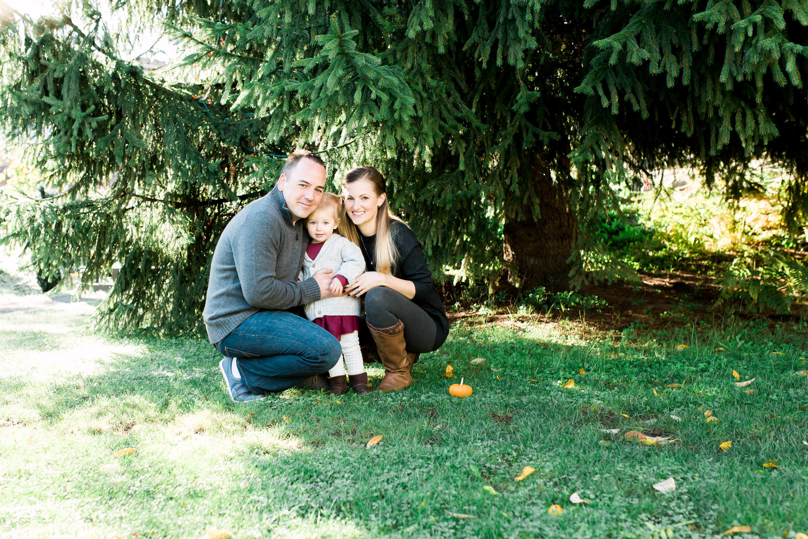 Hawkins Family Session | Fort Langley