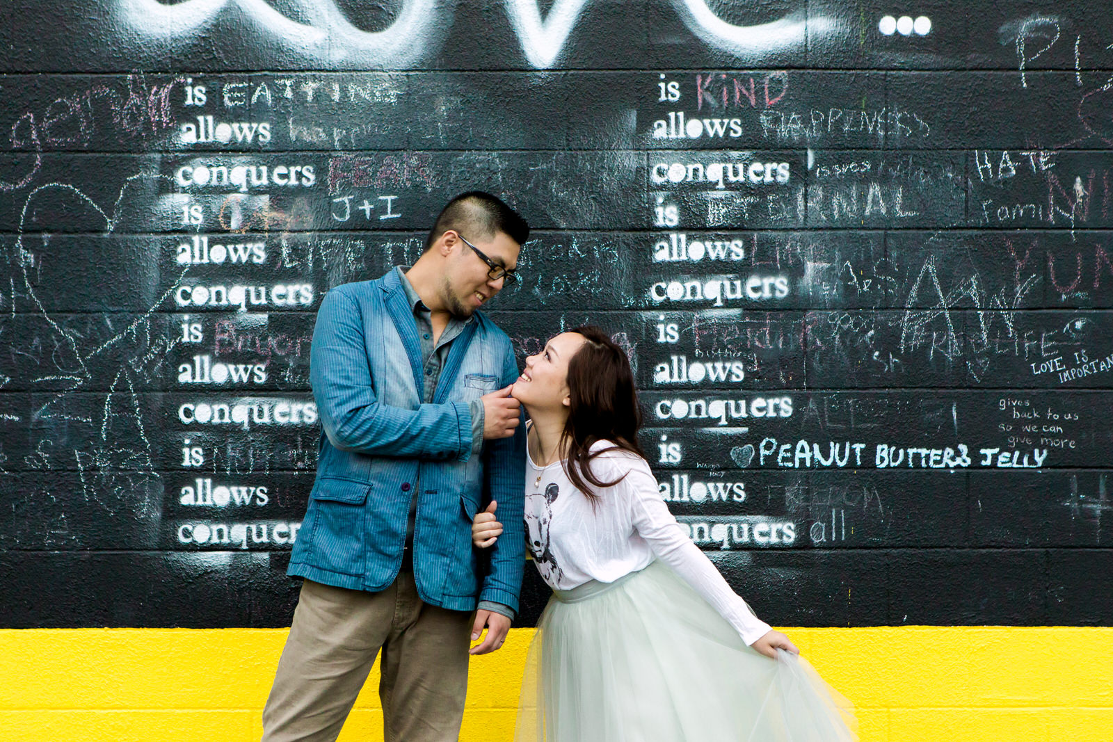 Granville Island Engagement Photo Session, Michele Mateus Photography