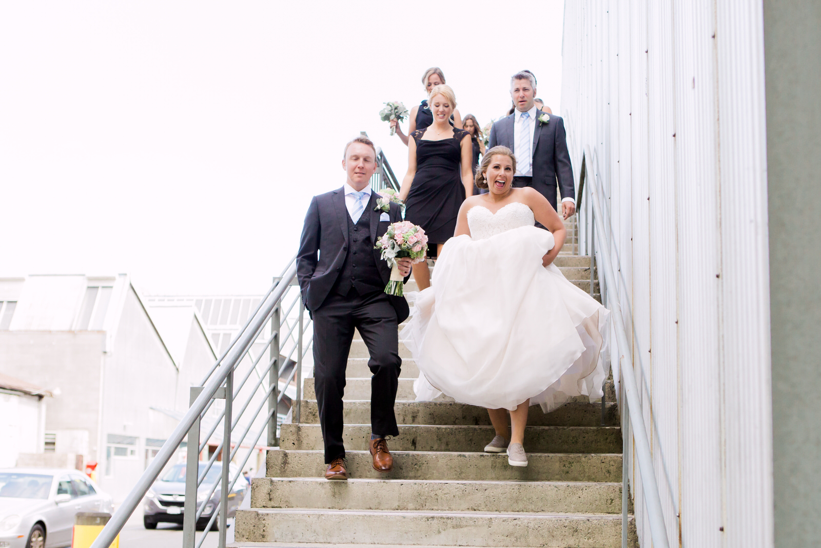 Granville Island Wedding, Michele Mateus Photography