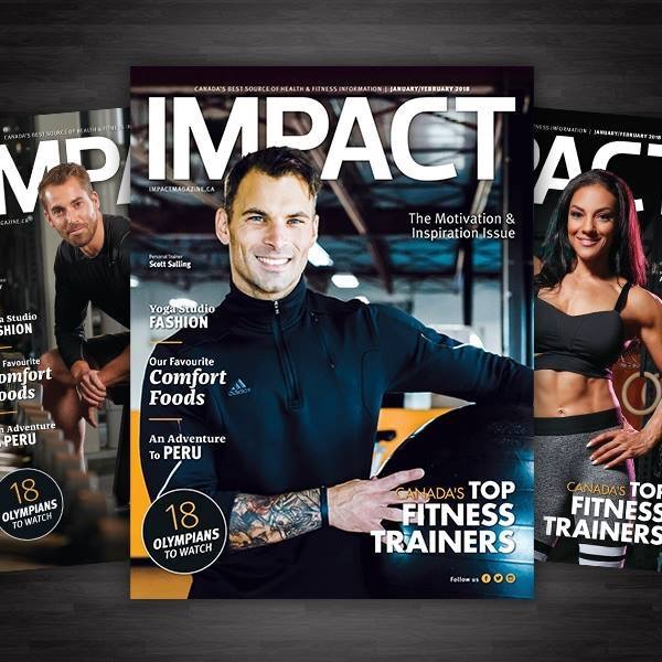 Scott Salling Impact Magazine Cover