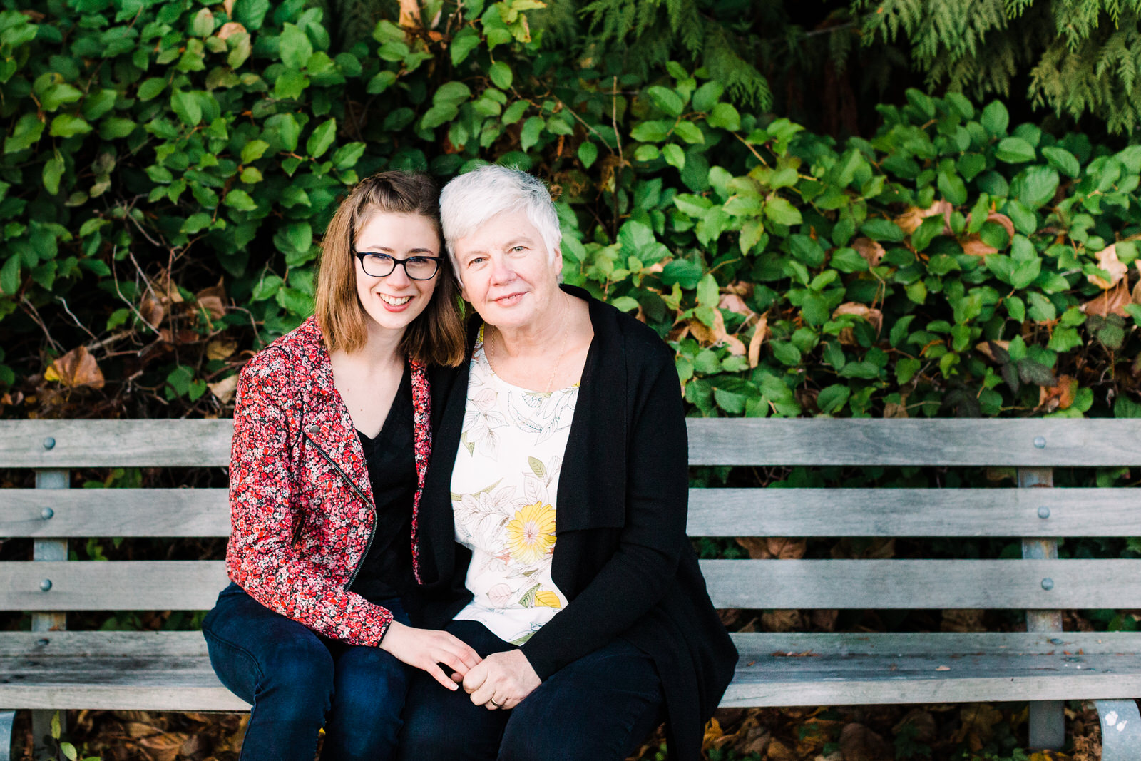 mother daughter portraits, Fraser Valley Photographer