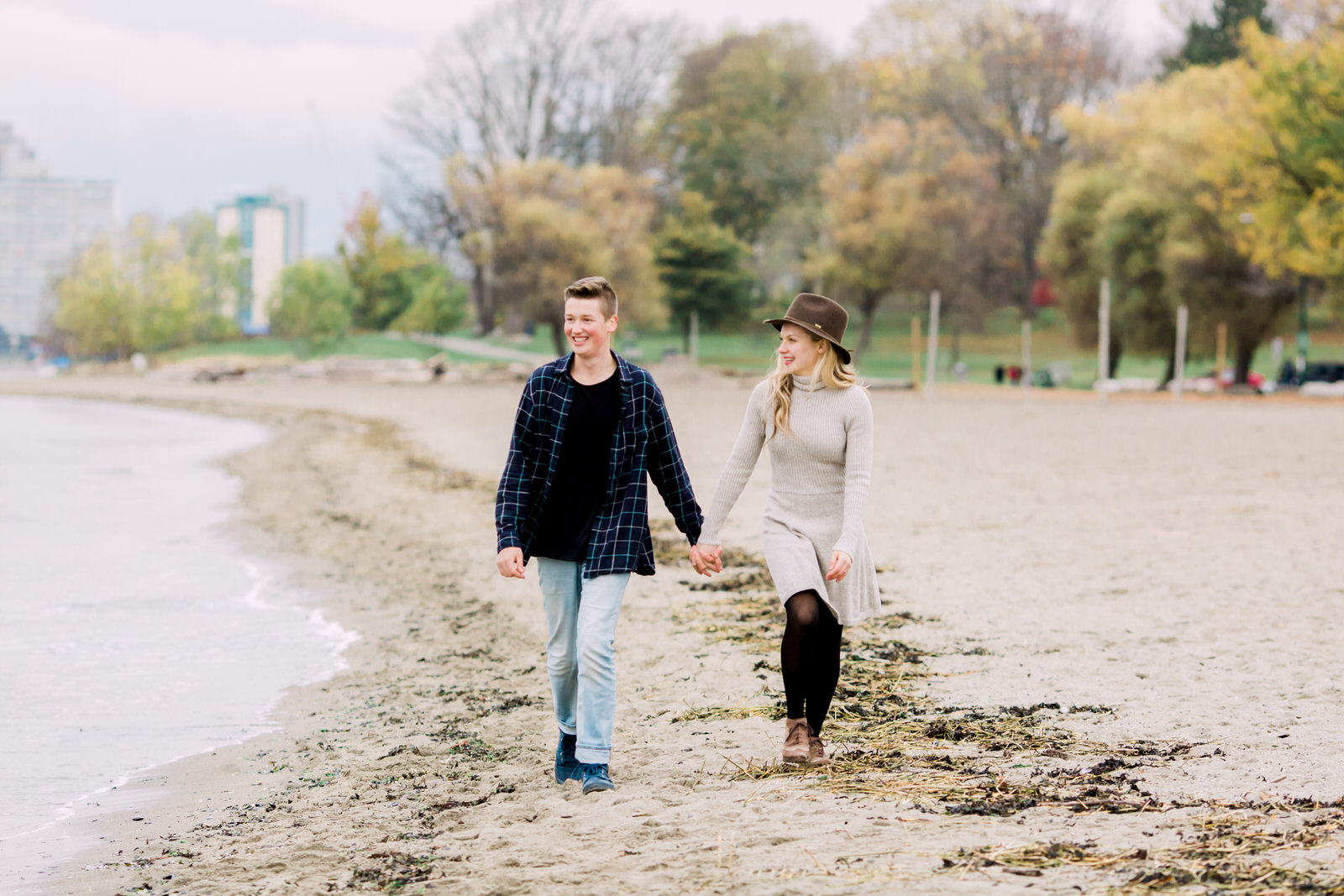 fall engagement session, Fraser Valley Photographer