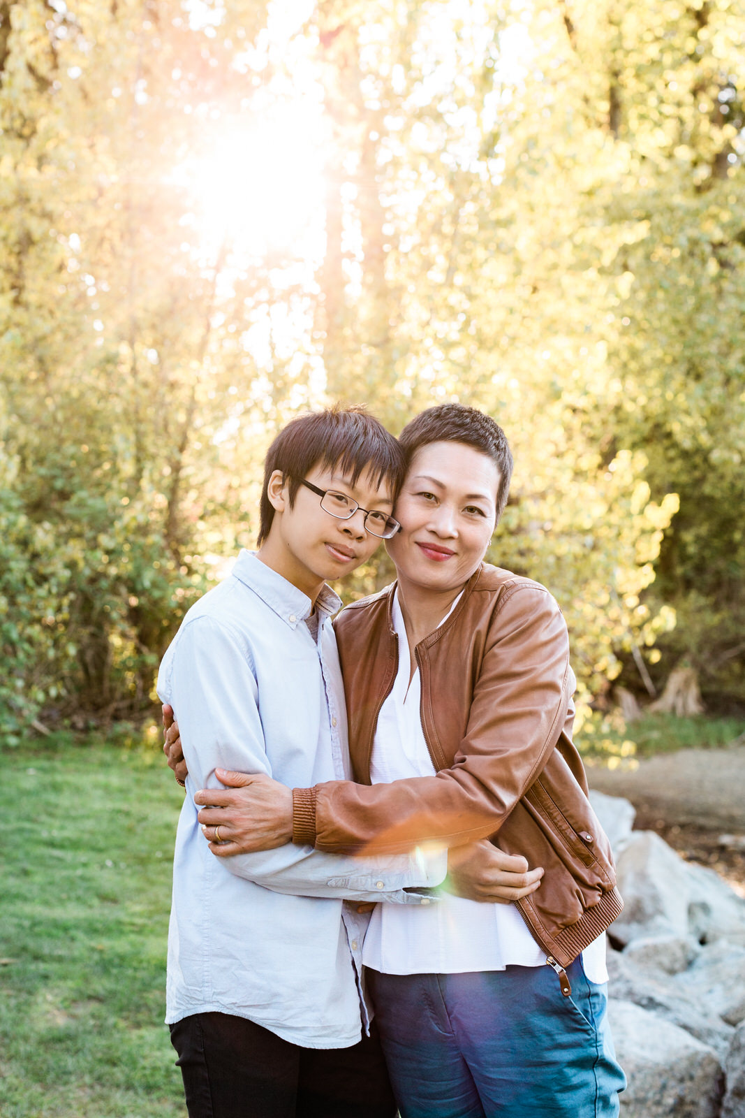 Port Moody Family Photo Shoot by Michele Mateus Photography